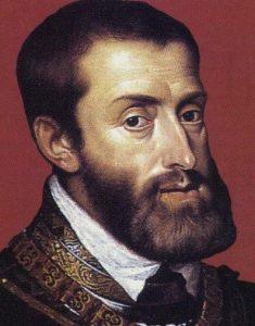 El Rey Carlos V autorizó el cultivo de cáñamo en todo el territorio de las Indias Occidentales.