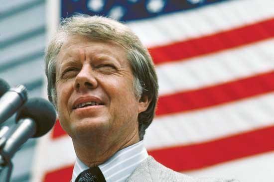 1977-1981 El presidente norteamericano Jimmy Carter propone la descriminalización de la marihuana pero el congreso se niega a aceptar su propuesta