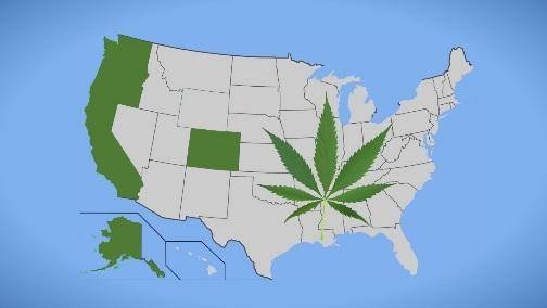 El estado de California se convierte en el primero en legalizar el uso del cannabis medicinal para pacientes con diversas enfermedades