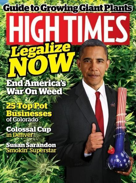 El presidente Obama da pasos para terminar la guerra contra las drogas en estados unidos
