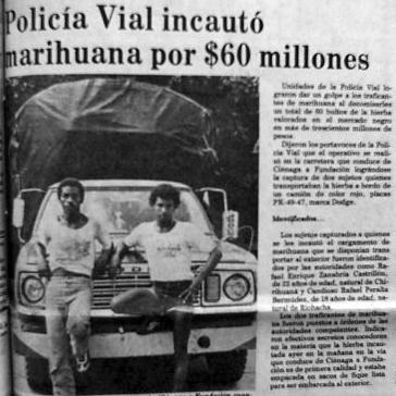 En Colombia se produce el fenómeno de la bonanza marimbera
