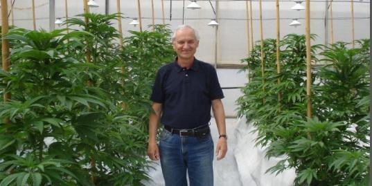 La molécula Anandamida 'el cannabis del cuerpo' es aislada y descubierta por el químico Lumir Ondre Hanus y el farmacéutico William Anthony Devane