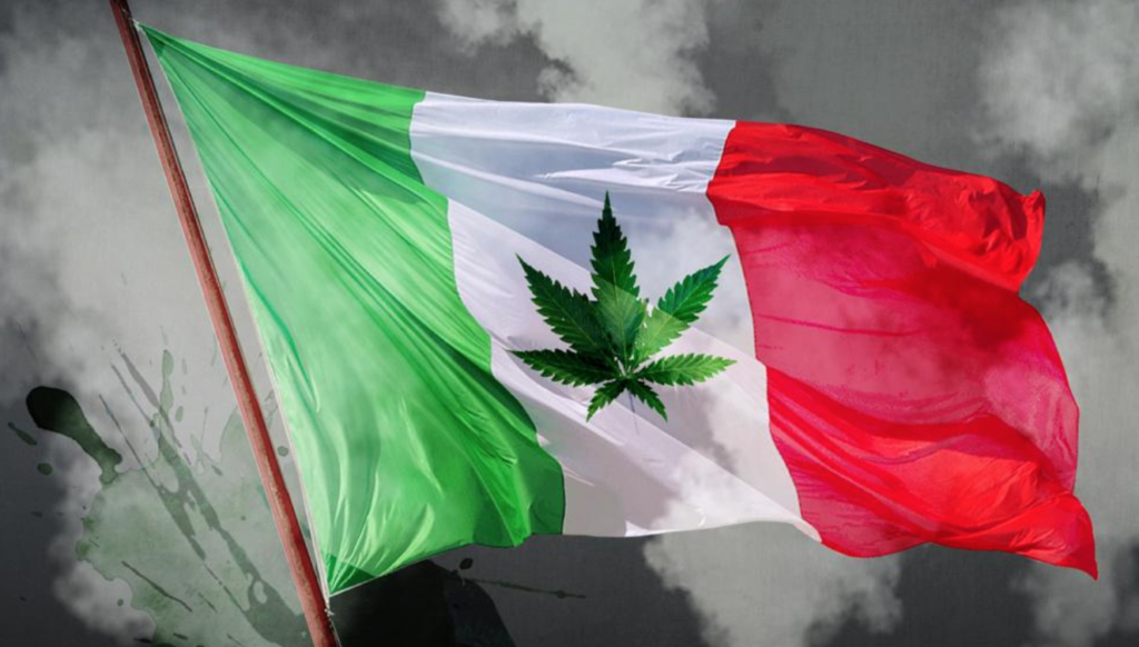 Mexico becomes the second country in Latin America to approve the adult use of cannabis