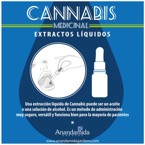 Cannabis oral