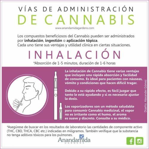 Inhalacion