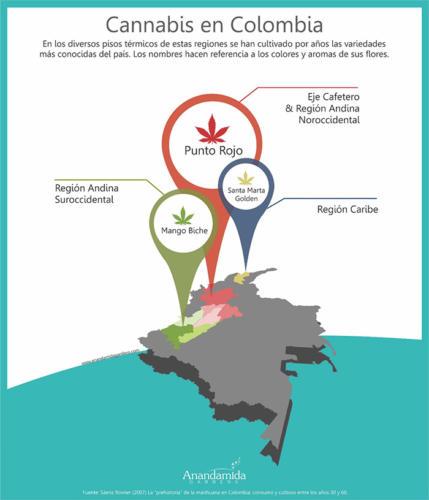 variedades Colombianas